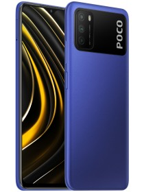 Смартфон POCO M3 4/128 Gb (Global, синий/Cool Blue)